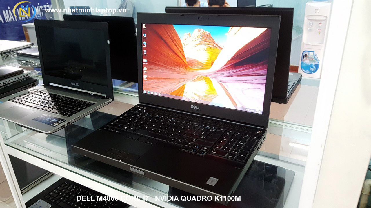 DELL PRECISION M4800 CORE I7 NVIDIA QUADRO K1100M