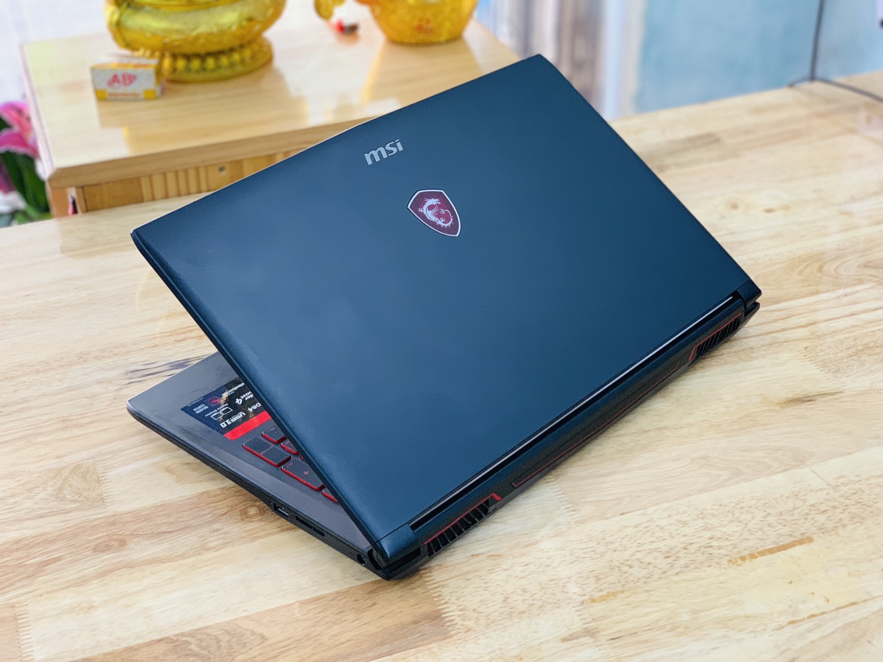 Laptop MSI GL62M i7 7700HQ