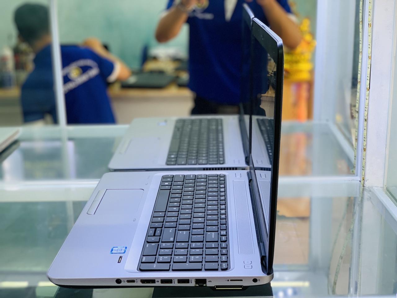 Hp Probook 650 G2 Core I7-6600u
