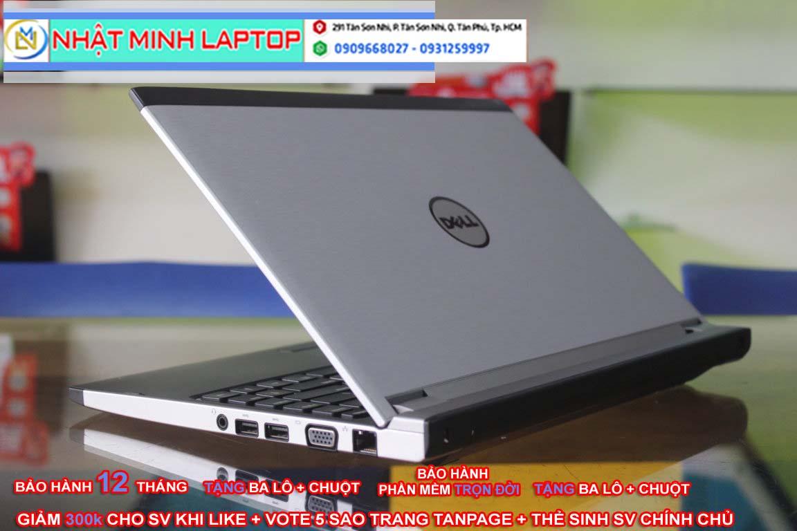 Laptop dell cũ giá rẻ - Nhật Minh Lapotop