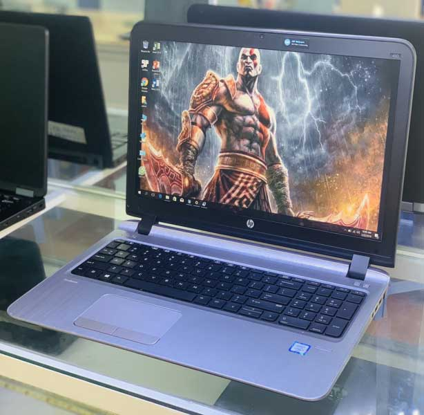 HP PROBOOK 450 G3 CORE I7-6500U | RAM 8GB I INTEL(R) HD GRAPHICS 520| HDD 500GB