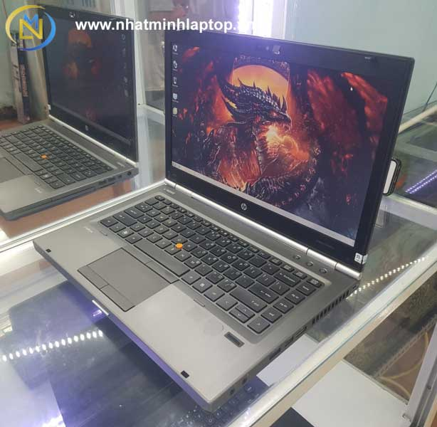 HP ELITEBOOK 8460W | CORE I7 | AMD RADEON HD 6400M SERIES | RAM 4GB
