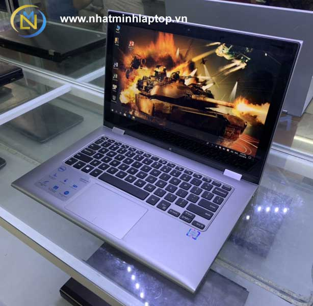 DELL INSPIRON 13-7359 CORE I3-6100U | RAM 4GB | INTEL HD GRAPHICS 520 | HDD 500GB | XOAY 360 ĐỘ