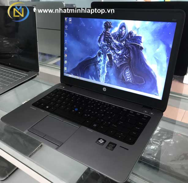HP EliteBook 840 G1 (Intel Core i5-4300U 1.9GHz, 4GB RAM, 320GB HDD, VGA Intel HD Graphics 400, 14 INCH)| Siêu Bền Mỏng Đẹp Giá Rẻ