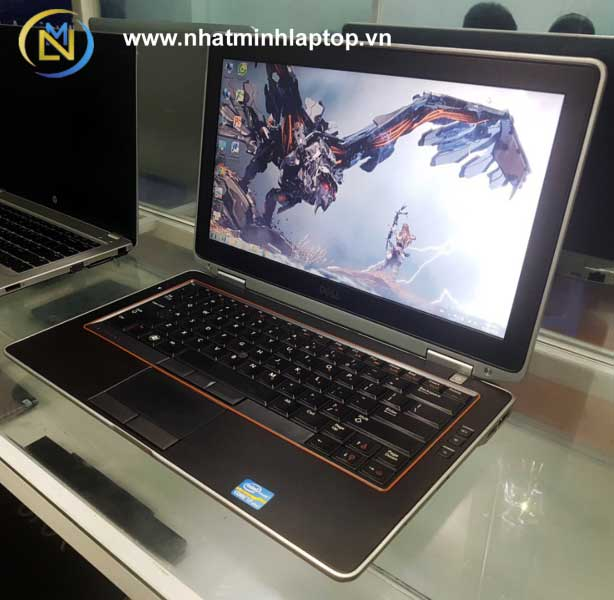 DELL E6320 | CORE I7-2620M | RAM 4GB | HDD 320GB