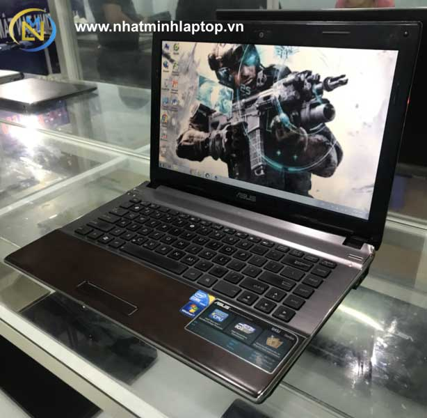 ASUS U43JC | CORE I5 |RAM  4GB | HDD 320GB