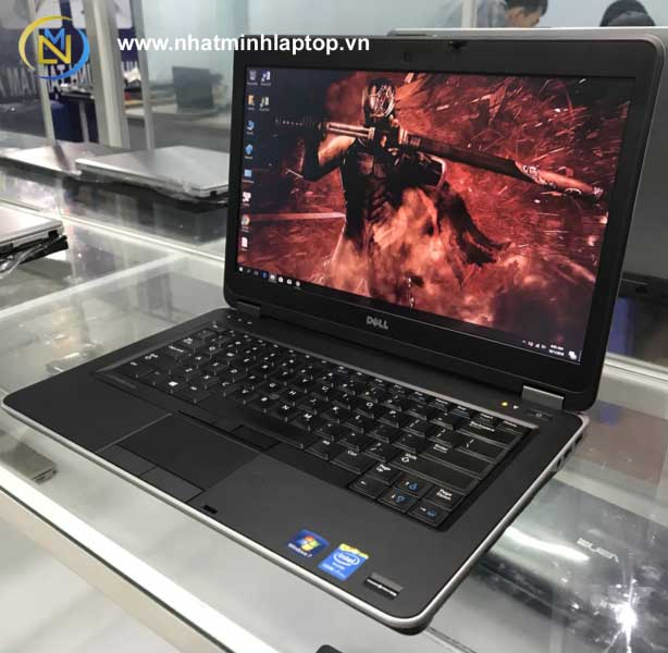 DELL LATITUDE E6440 | CORE I7-4600M | RAM 4GB | SSD 128GB
