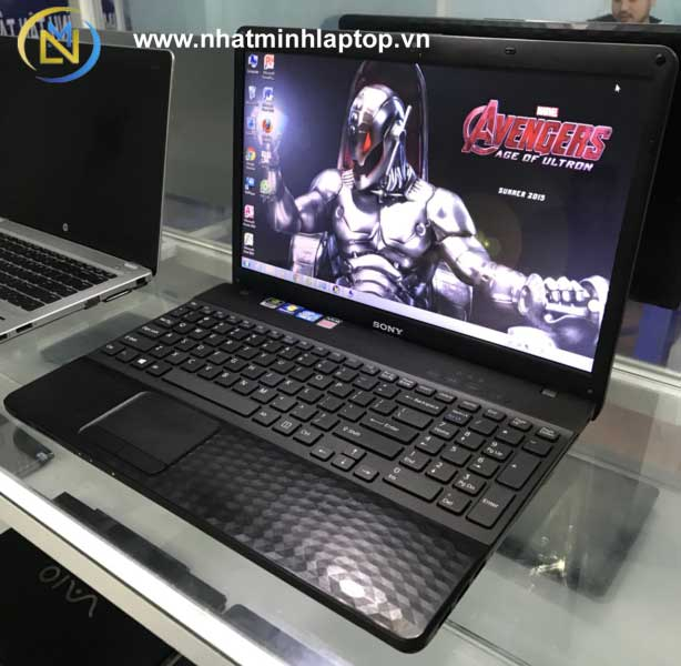 SONY VPCEH25EG | CORE I5-2450M | RAM 4GB | NVIDIA GEFORCE 410M | HDD 500GB