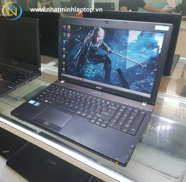 ACER ACER TRAVEL MATE P653-V CORE I5-3320M | RAM 4GB | HDD 250GB| MH 15.6 HD
