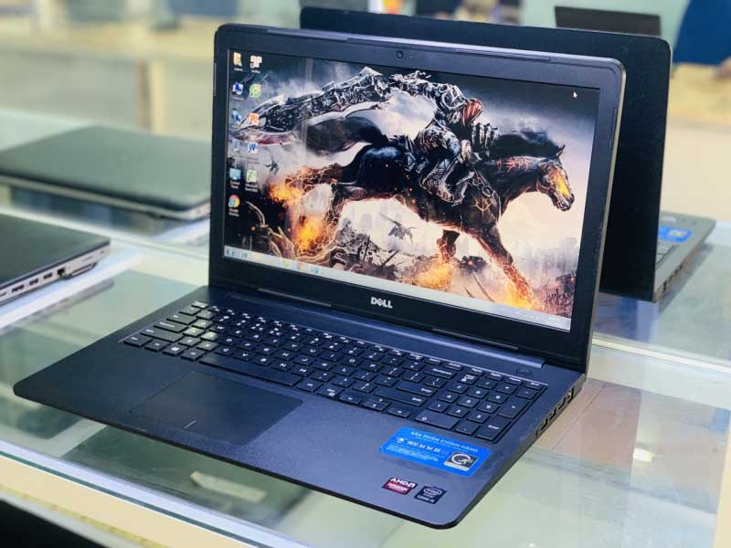 DELL INSPIRON 5542 COREI5-4210U | RAM 4GB | AMD RADEON R5 M240 | CARD RỜI 2GB | HDD 500GB